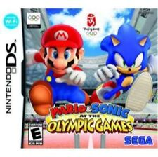 Nintendo DS SEGA Video Games with Multiplayer