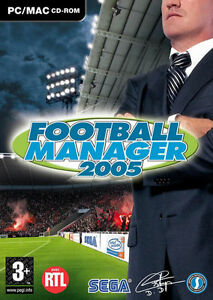 Football Manager 2005 Pc Windows 2004 European Version