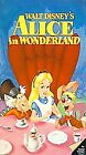Alice in Wonderland (VHS, 1998)