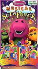 Barney - Barney's Musical Scrapbook (VHS, 1997)