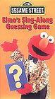 Sesame Street - Elmo's Sing-Along Guessing Game (VHS, 1996)