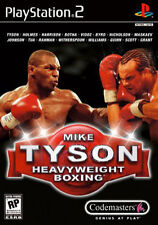 Sony PlayStation 2 Boxing Video Games