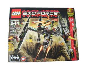 NEW Lego Exo-Force 7707 Striking Venom New SEALED