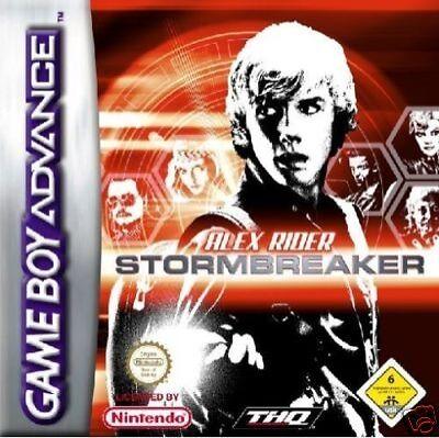 Alex Rider: StormBreaker (Nintendo Game Boy Advance, 2006)