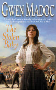 Gwen-Madoc-The-Stolen-Baby-Book