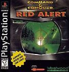 Sony PlayStation 1 Command & Conquer: Red Alert Video Games