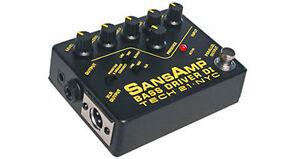 Tech-21-SansAmp-Bass-Driver-DI-Distortion-Guitar-Effect-Pedal