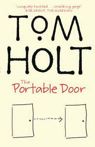 The-Portable-Door-Tom-Holt-Used-Good-Book