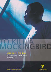 To-Kill-a-Mockingbird-York-Notes-Beth-Sims-Harper-Lee-Very-Good-058250628X