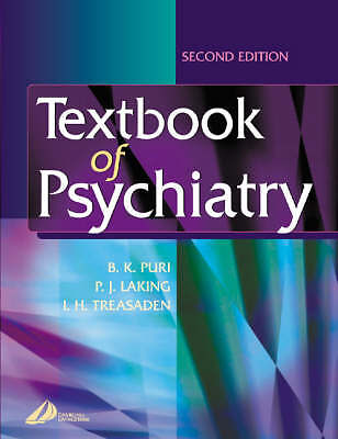 Textbook of Psychiatry, 2e-ExLibrary