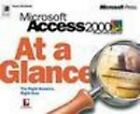 Access 2000 at a Glance by Perspection (Paperback, 1999)