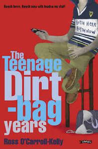 Paul-Howard-Ross-OCarroll-Kelly-The-Teenage-Dirtbag-Years-Book
