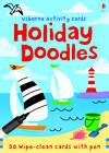 Holiday Doodles Activity Cards by Fiona Watt (Novelty book, 2008)