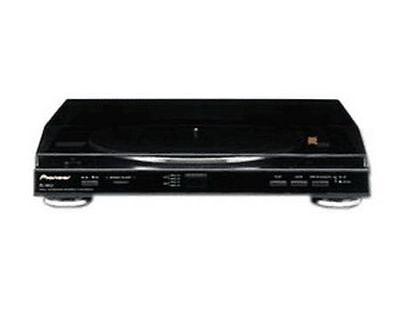pioneer pl 990 turntable ebay. Black Bedroom Furniture Sets. Home Design Ideas