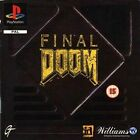 Final Doom (Sony PlayStation 1, 1996) - European Version