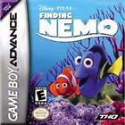 Finding Nemo (Nintendo Game Boy Advance, 2003) - US Version