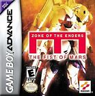 Rating E-Everyone Zone of the Enders Video Games