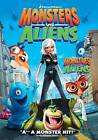 Monsters vs. Aliens (DVD, 2009, Canadian; French)