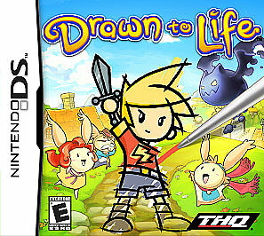 Drawn-To-Life-Nintendo-DS-Complete