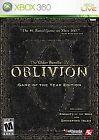 The Elder Scrolls IV: Oblivion Video Games