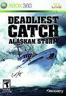 Deadliest Catch: Alaskan Storm (Microsoft Xbox 360, 2008)