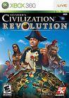 Sid Meier's Civilization Revolution (Microsoft Xbox 360, 2008) - European Version