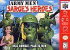 Army Men: Sarge's Heroes (Nintendo 64, 1999)