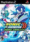 Sonic Riders: Zero Gravity (Sony PlayStation 2, 2008)