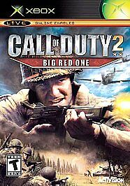 Call-of-Duty-2-Big-Red-One-XBOX