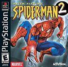 Spider-Man 2 -- Enter: Electro (Sony PlayStation 1, 2001)
