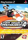 Tony Hawk's Pro Skater 4 (Sony PlayStation 2, 2002)