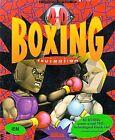 4D Boxing (PC, 1991)