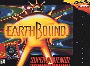 EarthBound  (Super Nintendo, 1995)