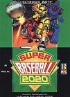 Super Baseball 2020 (Sega Genesis, 1993)