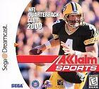 NFL Quarterback Club 2000 (Sega Dreamcast, 1999)