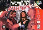 Nintendo Wrestling WCW/NWO Revenge Video Games