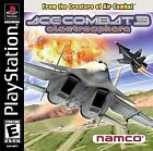 Ace Combat 3: Electrosphere (Sony PlayStation 1, 2000) - Japanese Version