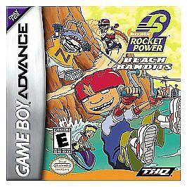 rocket power beach bandits nintendo game boy advance 2002 ebay