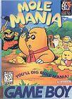Mole Mania (Nintendo Game Boy, 1997)