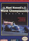Nigel Mansell's World Championship Racing (Nintendo Entertainment System, 1993)