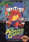 Aquatic Games Starring James Pond (Sega Genesis, 1992)