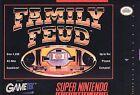 Family Feud (Super Nintendo Entertainment System, 1993)