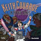 Keith Courage in Alpha Zones (TurboGrafx-16, 1989) - Japanese Version