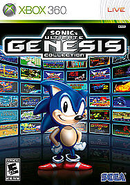 Sonic s Ultimate Genesis Collection Microsoft Xbox 360, 2009  - $8.75