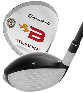 TaylorMade Burner High Launch Fairway Wo...
