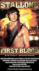 VHS Tapes First Blood