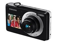 samsung dualview tl205 12 2mp digital camera black ebay rh ebay com Samsung TL205 Problems Samsung TL205 Camera Charger