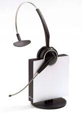 Kabellose Stereo Computer-Headsets mit Lautstärkeregler und DECT Technologie