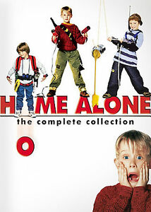 Home Alone: The Complete Collection New DVD! Ships Fast!
