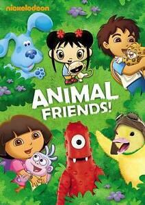 nick jr favorites animal friends dvd 2009 ebay